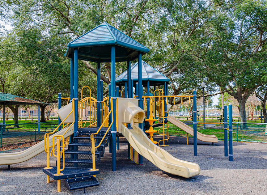 Campbell Park Playground