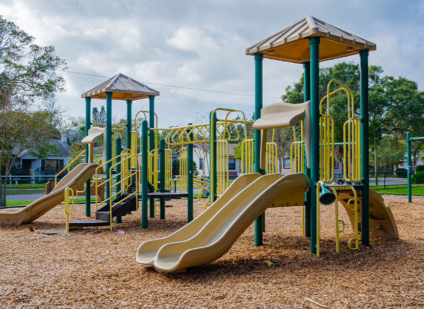 Lakewood Terrace Park Playground