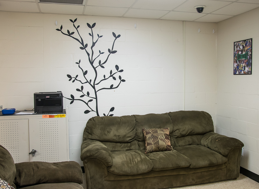 Childs Park Teen Room